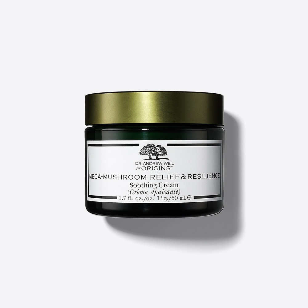 Dr. Andrew Weil for Origins™ Mega-Mushroom Relief & Resilience Soothing Cream | Origins