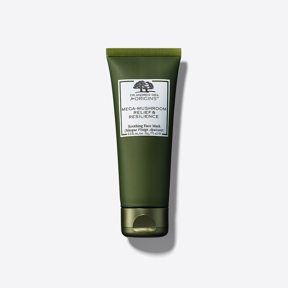 DR. ANDREW WEIL FOR ORIGINS™ Mega-Mushroom Relief & Resilience Soothing Face Mask | Origins