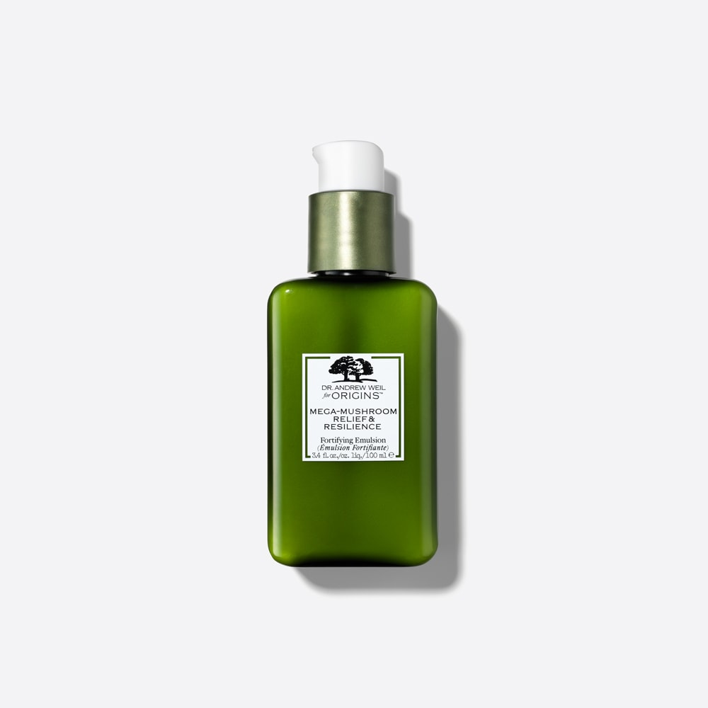 Dr. Andrew Weil for Origins™ Mega-Mushroom Relief & Resilience Fortifying Emulsion | Origins